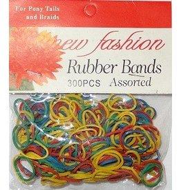 Rubber Bands (elastiekjes) - rasta