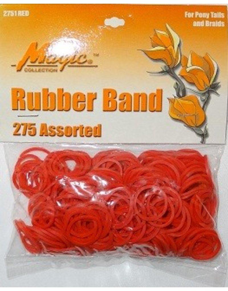 Rubber Bands (elastiekjes) - rood
