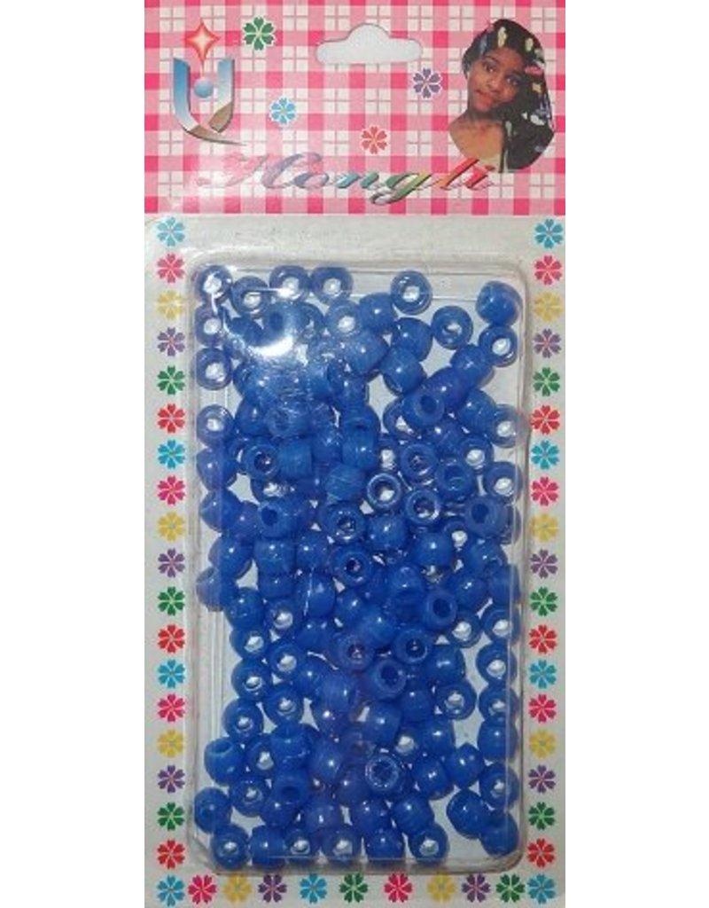 Kralen dicht - donkerblauw