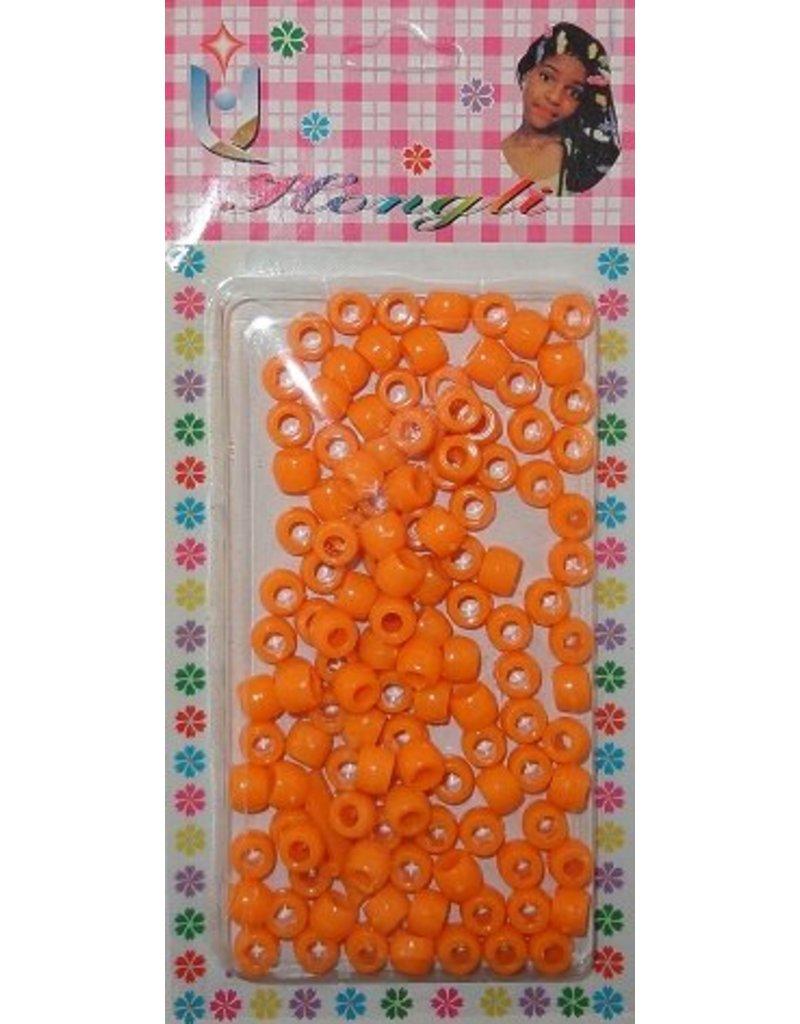 Kralen dicht - oranje