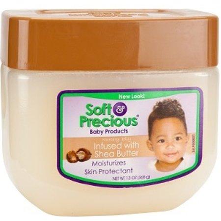 SOFT & PRECIOUS Nursery Jelly 13 oz - Shea Butter