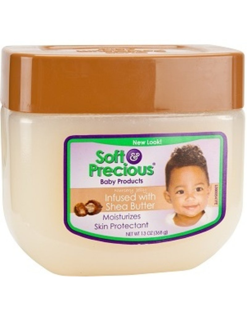 SOFT & PRECIOUS Nursery Jelly 13 oz - Shea Butter