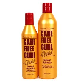 CARE FREE CURL Gold Instant Activator 8 oz