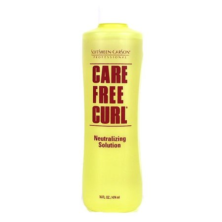 CARE FREE CURL Neutralizing Solution 16 oz