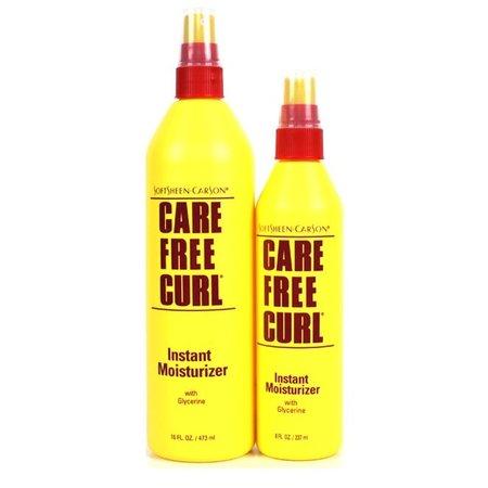 CARE FREE CURL Instant Moisturizer 8 oz