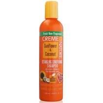 Detangling & Conditioning Shampoo Sunflower & Coconut 8.45 oz