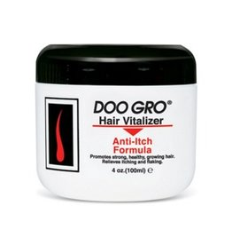 DOO GRO Anti-Itch Formula Hair Vitalizer 4 oz
