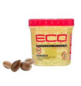 ECO STYLER Moroccan Argan Oil Styling Gel 16 oz.