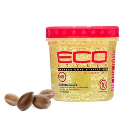 ECO STYLER Moroccan Argan Oil Styling Gel 32 oz.