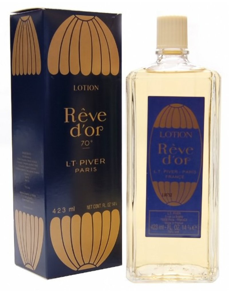 L.T. PIVER PARIS Reve d´Or Lotion 423 ml.