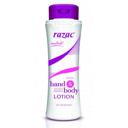 RAZAC Hand & Body Lotion 16 oz
