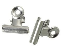 Papier clip chroom - 22mm