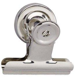 Papier clip buldogg - 40mm magneet