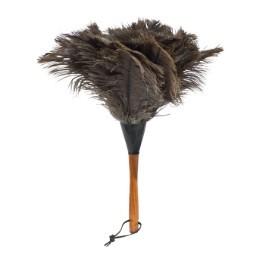 Redecker Plumeau Struisvogel donker - 35cm