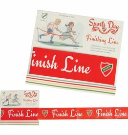 tica Finisch lijn - Sport's Day Finish line tape