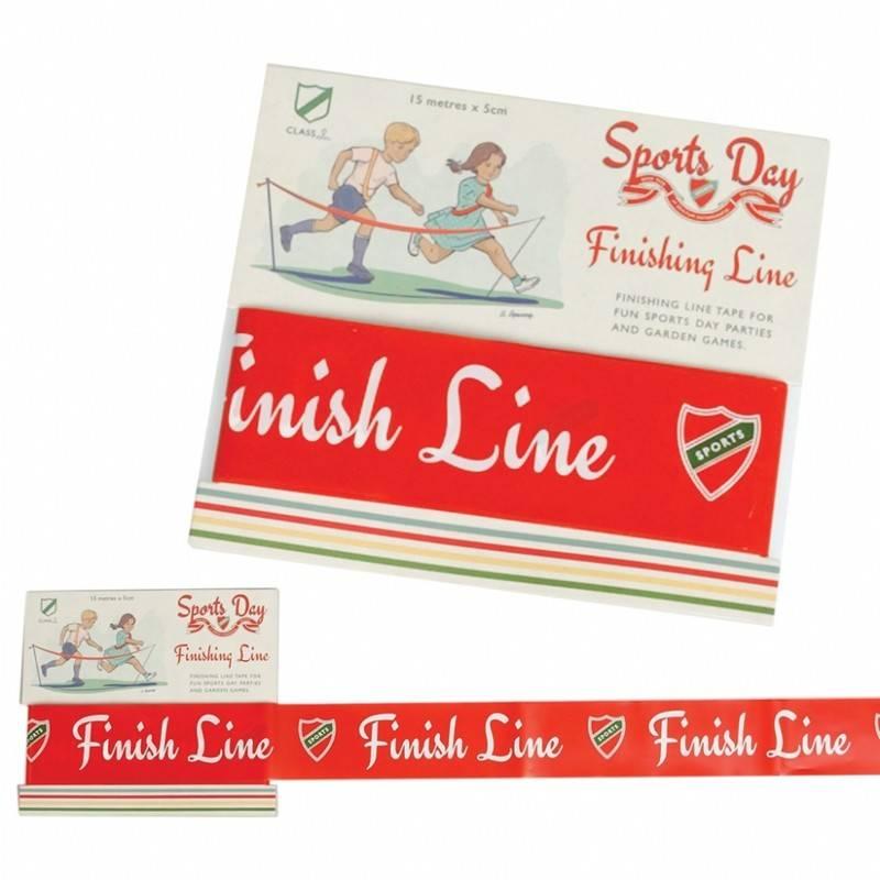 tica Finisch lijn - Sport's Day Finish line tape