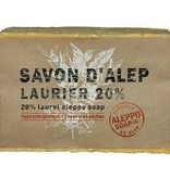 Savon de Provence Aleppo blok zeep 20%