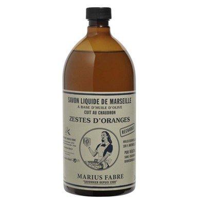 Savon de Provance Savon liquide - zestes d'oranges - 1 liter