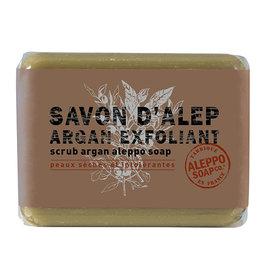 Savon de Provence Scrubzeep Savon d'alep argan bio