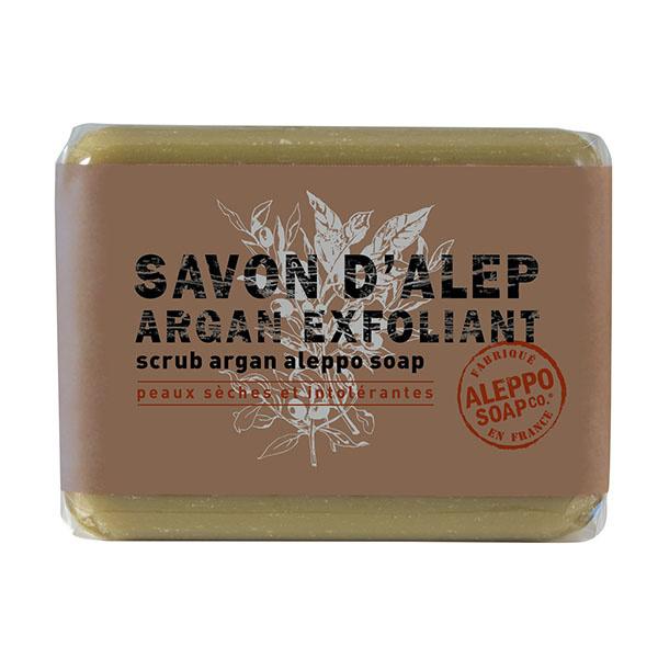 Savon de Provence Savon d'alep argan bio