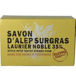 Savon de Provance Savon d'alep Laurier Noble 35%