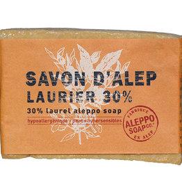 Tadé Savon d'Alep 30% laurier