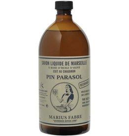 Savon de Provence Savon liqiude Pin Parasol - 1ltr