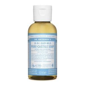 Dr. Bronner Dr. Bronner Baby-mild zeep 60ml