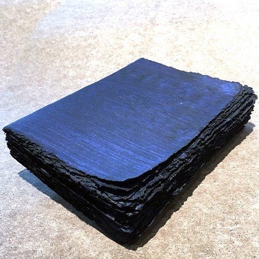 Lamali Papier Katoen Indigo