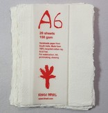Lamali Khadi Katoen papier A6