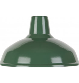 Emaille lamp green - 36cm
