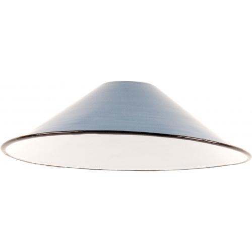 Emaille lamp denim - 21cm