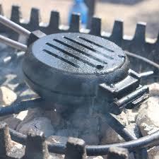 Hamburger pan