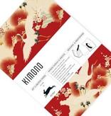 Gift wrap kimono