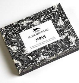 Letter writing set japan