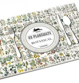 Placemat botanical