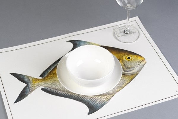 Placemat marine