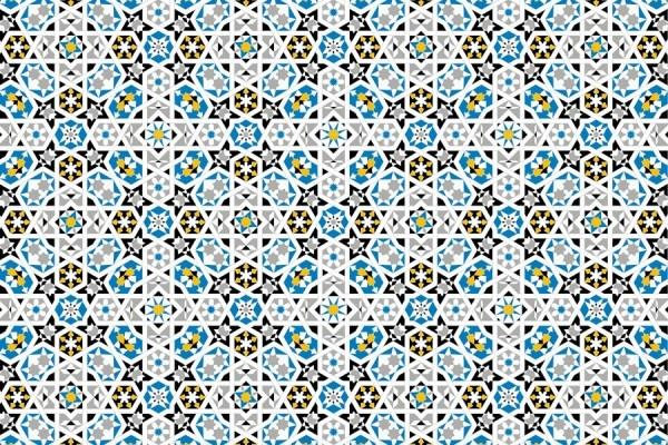 Placemat Maroc