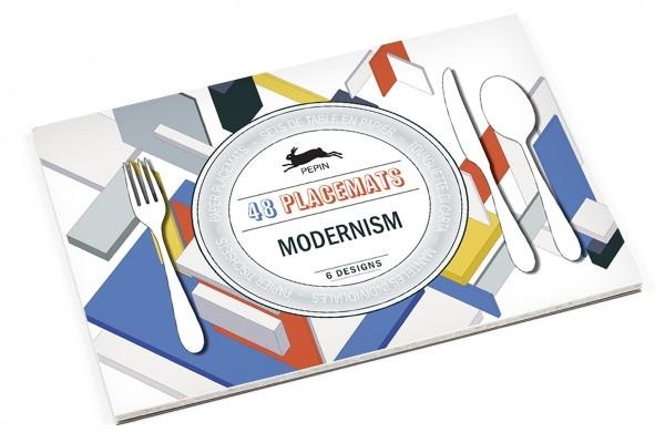 Placemats Modernism