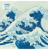 Puzzel The great wave