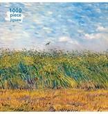 Puzzel Wheat field