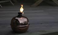 Tumble Torch zwart large