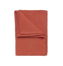 Tafelkleed 300 x 165 Rust red