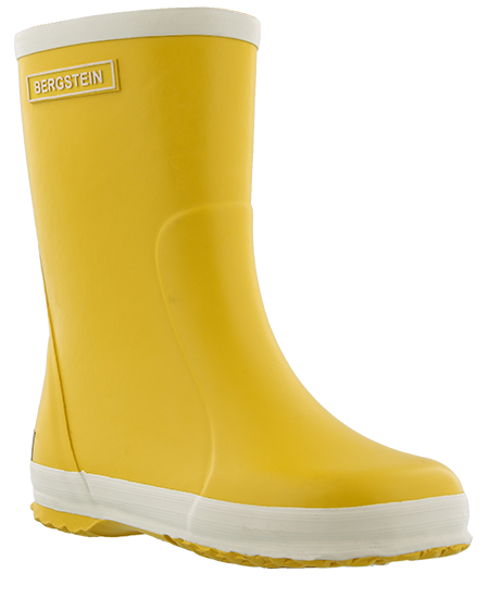 Bergstein Regenlaarsjes Yellow 25