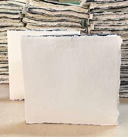 Khadi Papers Khadi katoen schrift 15x15