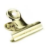 Papier clip goud 19mm