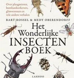 Wonderlijke insectenboek - Rossel
