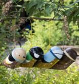 Voedervogel Zwart/geel