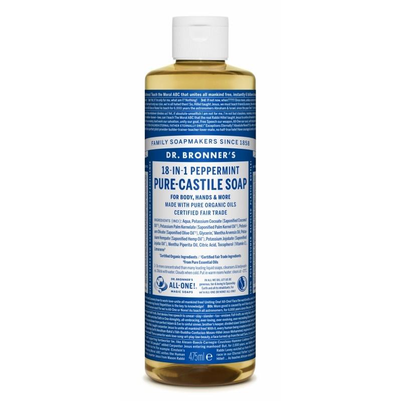 Dr. Bronner Dr. BronnerMagic soap Peppermint 475 ml