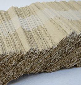 Khadi Bhutanese paper 180gsm 6 x 14cm